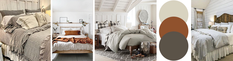 Linen bedding is your absolute must